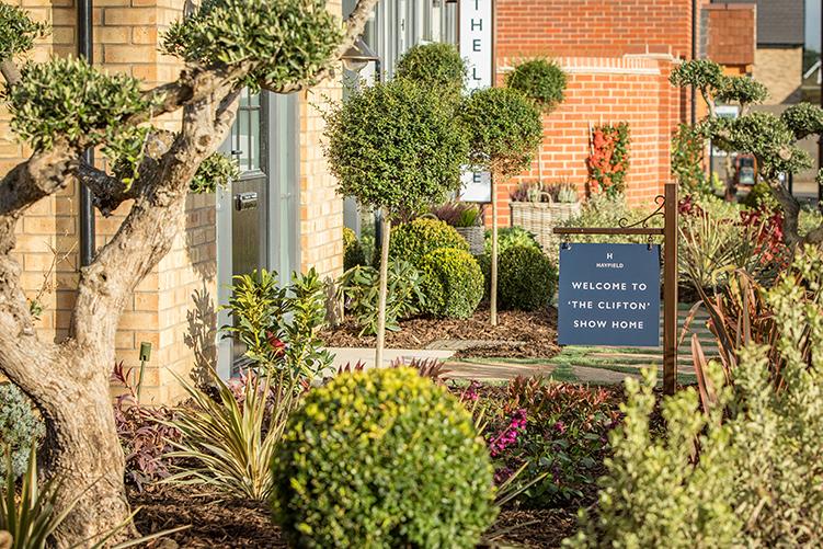 Hayfield Homes Sales Arena Bedfordshire